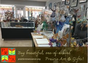 Shop the PRAC online gallery